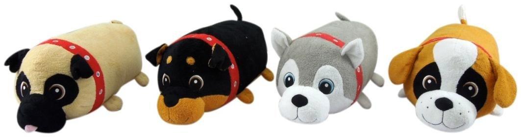 Goffa Jumbo Dog Plush, 30'' (Rottweiler)