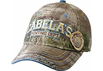 Amazon.com   CAMO CAP From Cabela s Hunting Dept. for Ladies ... d47d3705135