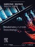 img - for Farreras-Rozman. Medicina Interna. Metabolismo y nutricion. Endocrinologia (Spanish Edition) book / textbook / text book