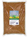 Certified Organic Hard Red Winter Wheat Berries/Seed. 5 pound bag