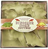 Fox Run 3641 Dinosaur Cookie Cutter Set
