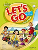 Let's Go, Let's Begin Student Book with CD: Language Level: Beginning to High Intermediate. Interest Level: Grades K-6. Approx. Reading Level: K-4