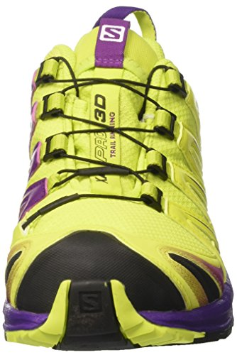 Xa Multicolore Pro grj Chaussures Punch acai lime Femme 3d De Gtx Salomon Trail 6gdw16q