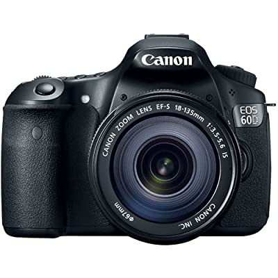 Canon EOS 60D 18 MP CMOS Digital SLR Camera with 3.0-Inch LCD from Canon