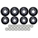 Outdoor ROLLER HOCKEY WHEELS Youth HILO ABEC 9 Bearings