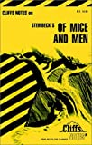 Of Mice and Men, Cliffs Notes Staff, 0822009390