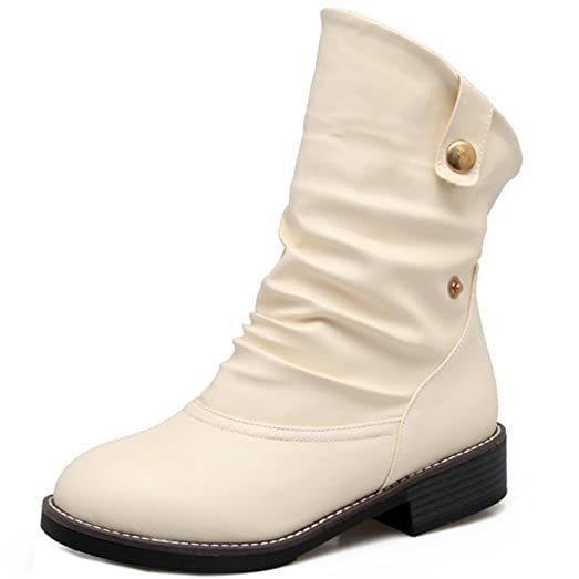 Women's Slouchy Slip-On Ankle Bootie