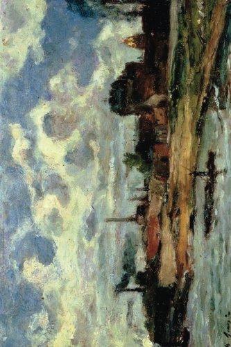 """Port De Javel"" by Paul Gauguin - 1876: Journal (Blank / Lined) (Art of Life Journals) PDF"