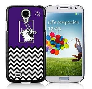 North western Wildcats 2014 Fashion Samsung Galaxy S4 9500 Phone Case 43369