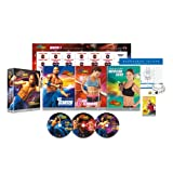Hip Hop Abs DVD Workout by Beachbody Inc.,