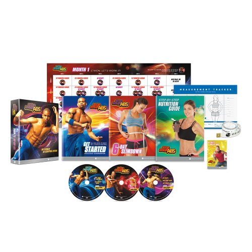 Beachbody Hip Hop Abs DVD Workout by Beachbody