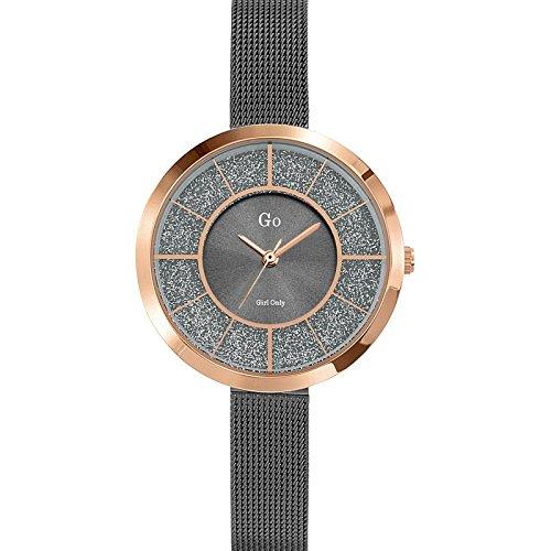 4eb2fe6031b8 Relojes de mujer de marca  GO Girl Only comprar online 2018 2019 ofertas. « GO Girl Only – 695019 – Reloj Mujer – Cuarzo Analógico – Esfera gris –  Pulsera ...