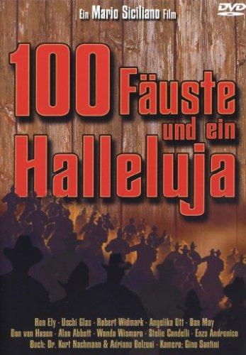 100 Fäuste und ein Halleluja [Alemania] [DVD]: Amazon.es: Ron ...