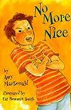 No More Nice, Amy MacDonald, 0531095428