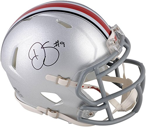 Devin Smith Ohio State Buckeyes Autographed Riddell Mini Helmet - Fanatics Authentic Certified - Autographed College Mini Helmets (Autographed Riddell Helmet)