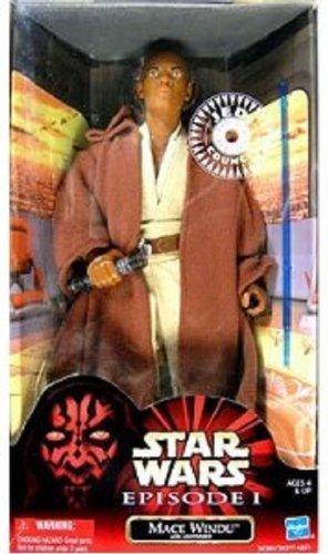 Star Wars Mace Windu with Lightsaber 12