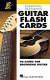Essential Elements Guitar Flash Cards - 96 Cards for Beginning Guitar
