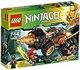 LEGO Ninjago 70502: Cole's Earth Driller
