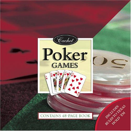 Read Online Cachet Poker Games pdf epub
