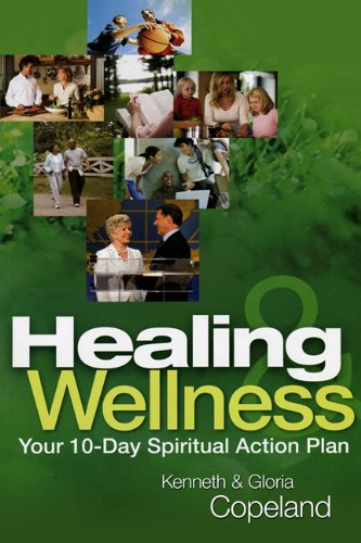 Healing & Wellness: Your 10-Day Spiritual Action Plan (Lifeline) (Standing In The Scratch Line)
