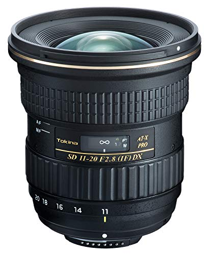 (Tokina AT-X PRO DX for digital SLR 11-20mm f/2.8 Pro DX Lens for Nikon F)