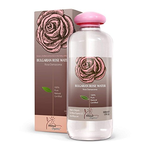 ALTEYA ORGANICS Rose Water, 8.5 FZ