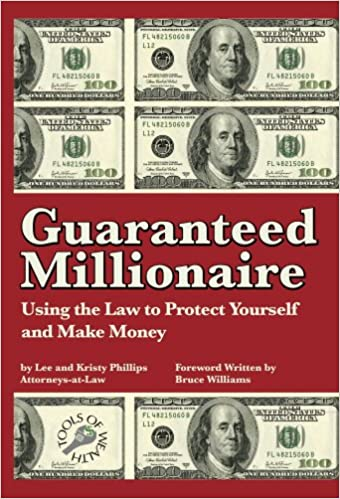 Guaranteed Millionaire, plus free DVD: Lee and Kristy Phillips