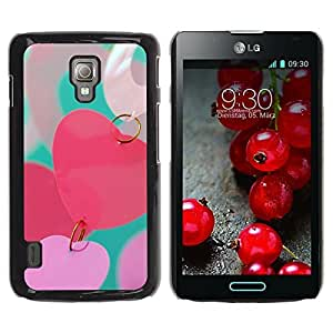 Graphic4You Valentine's Day Gifts Design Hard Case Cover for LG Optimus L7 II by ruishername