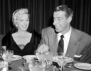 Marilyn Monroe Joe Dimaggio Date Night Poster Art Photo Hollywood Movie Star Sports Posters Photos 11x14