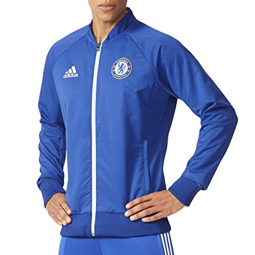 adidas Chelsea Football Mens Track Jacket - XS (Adidas Chelsea Jacket)