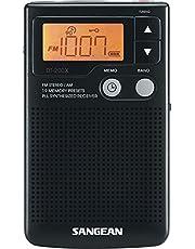 Sangean DT-200X FM-Stereo/AM Sesli Dijital Radyo