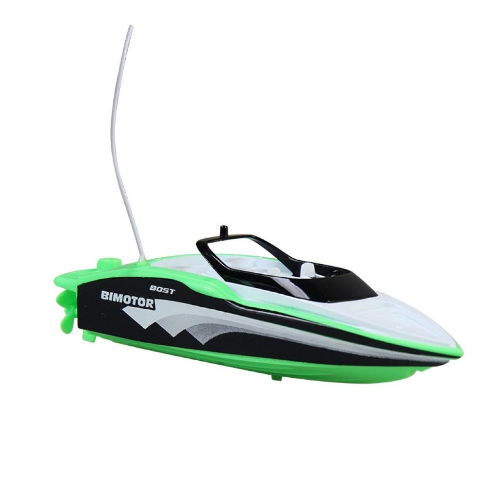 RC 4CH 2.4G Racing Waterproof Remote Outdoor Toys Orange Dacawin Remote Control Boat