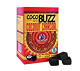 STARBUZZ CUBE COCONUT CHARCOAL SUPPLIES FOR HOOKAHS – 108pc Non-quick light shisha coals for hookah pipes. All-natural coal accessories & parts that are Tasteless, Odorless, & Chemical-free.