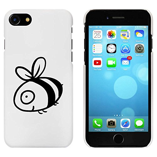 Blanc 'Abeille' étui / housse pour iPhone 7 (MC00064216)