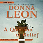 A Question of Belief: A Commissario Guido Brunetti Mystery | Donna Leon