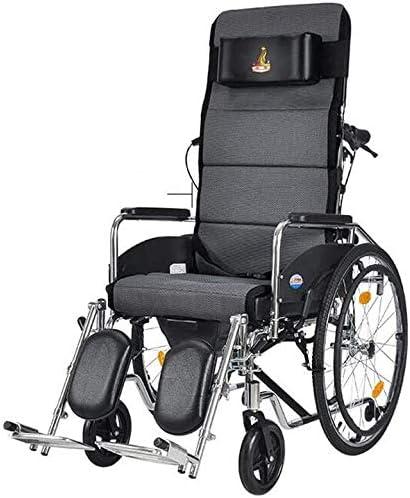 XRZY 電動車椅子、スクーター、ブレーキ取り外し可能なデスクトップ箪笥と折りたたみ軽量自走歩行器ポータブルトランスポートフォー輪