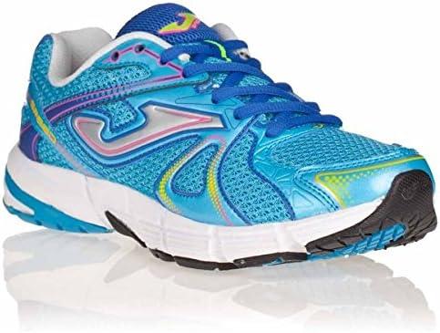 Joma – Zapatillas Running Mujer r-Speed 405 Sky Blue-Navy, Turquesa, 37: Amazon.es: Deportes y aire libre