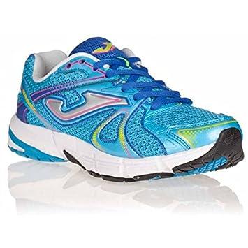 Joma - Zapatillas Running Mujer r-Speed 405 Sky Blue-Navy: Amazon.es: Deportes y aire libre