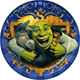 Shrek Birthday Party Luncheon Plates (8 Count) by Hallmark