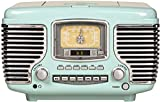 Crosley CR612B-AB Corsair Tabletop AM/FM Bluetooth