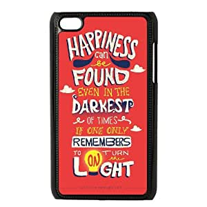 Harry Potter quotes iPod Touch 4 Case Black