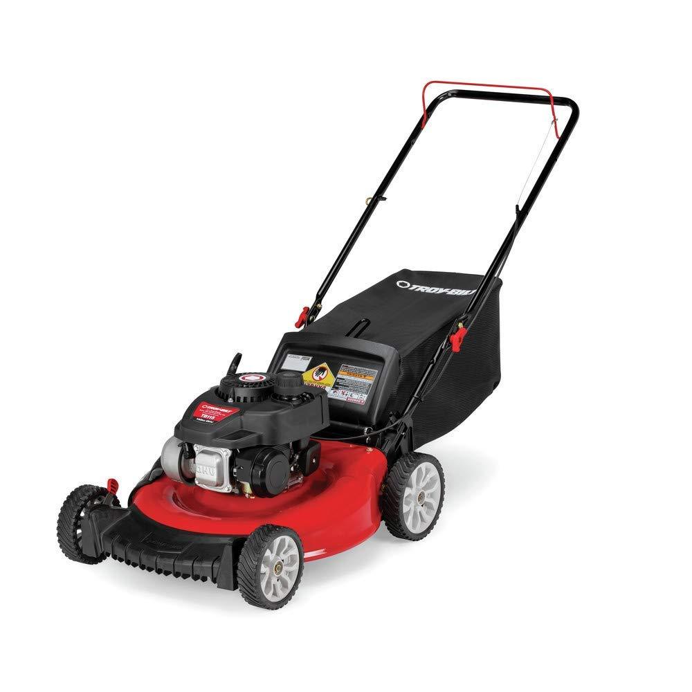 Troy-Bilt 11A-A2SD766 21 in. 3-in-1 Walk-Behind Push Lawn Mower