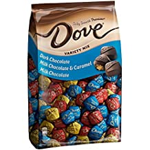 DOVE PROMISES Variety Mix Chocolate Mother's Day Candy 43.07-Ounce 153-Piece Bag