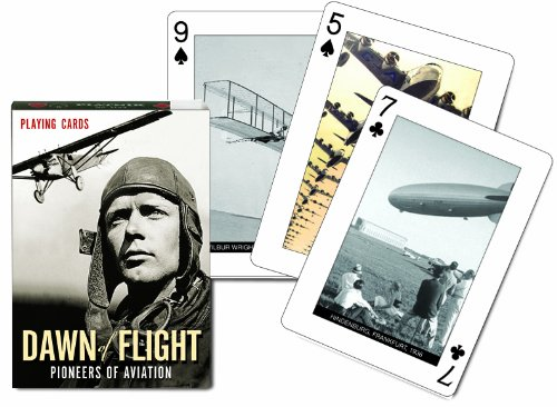 Piatnik 00 1534 Dawn of Flight Playing Cards ()