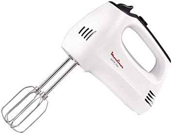 Moulinex HM3101 Quick Mix Hand Mixer - 300W - 5 Speeds + Turbo Function: Amazon.es