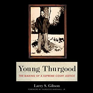 Young Thurgood Audiobook