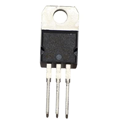 Texas Instruments - Regulador de voltaje (5 unidades, 7912, -12V, 1A, caja TO220)