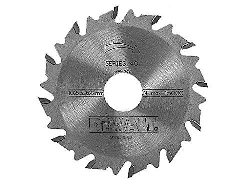 Dewalt DT1306-QZ 12WZ Biscuit Jointer Blade