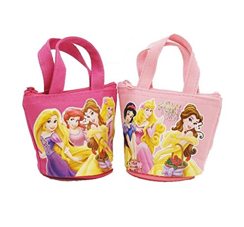 Granny's (c) Disney Princess Princess Pretend Play 2 Pieces of Coin Purses Bags-Disney Princess Mini Coin Purse - 2 Bags - Dora The Explorer Costume Makeup