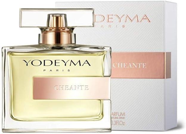 a quale profumo corrisponde cheante di yodeyma